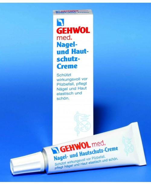 Nagel und Hautschutz Creme - Ochranný krém na nechty a pokožku