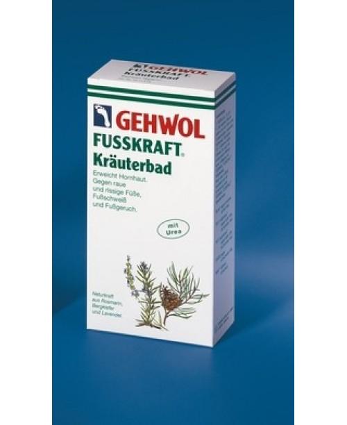 GEHWOL FUSSKRAFT KRÄUTERBAD - bylinkový kúpeľ na nohy