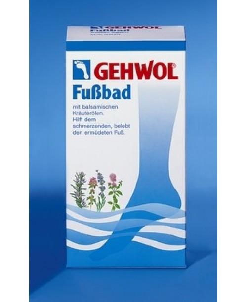 GEHWOL Fussbad – bylinkový kúpeľ na nohy