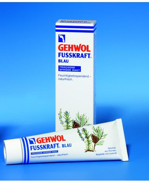 GEHWOL FUSSKRAFT BLAU – krém na suchú a krehkú pokožku
