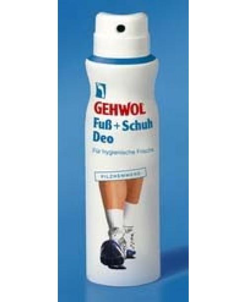 GEHWOL Fuss+Schuh Deo - sprej na nohy a do topánok